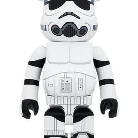 MEDICOM TOY - BE@RBRICK STORMTROOPER(TM) 1000%