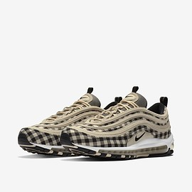 NIKE - Nike Air Max 97 Premium 'Light Cream & Sail & Black'