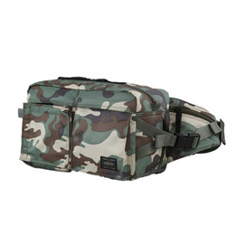 "HEAD PORTER - ""AMBUSH"" NEW WAIST BAG"