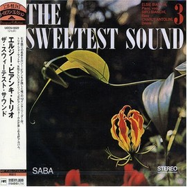 Elsie Bianchi Trio - The Sweetest Soud
