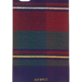 Jack Spade - flannel plaid iphone5 case