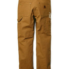 Carhartt - Double Front Logger Pant