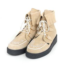 """DISCOVERED, UNDERGROUND - 2011 A/W """"FRINGE BOOTS"""""""