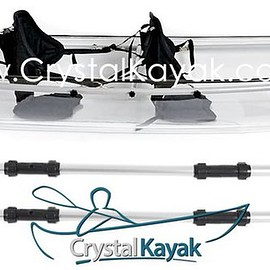crystal kayak - Crystal Explorer Kayak by The Crystal Kayak Company - $1499 Each!