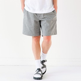AURALEE - STAND-UP EASY SHORTS