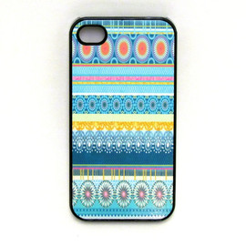 fundak - Iphone 4 Case - Indian Pattern Iphone Case, iphone 4s case,iphone 4 cover, iphone 4s cover