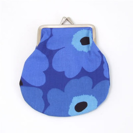 marimekko - cotton purse -mini unikko