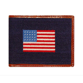 Smathers and Branson - Needlepoint Billfold Wallet