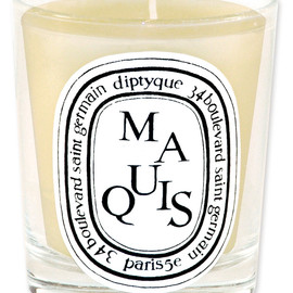 """Diptyque - Candle """"Maquis"""""""