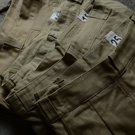 French Army - French Army Chino Trousers