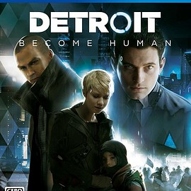 Sony Interactive Entertainment - 【PS4】Detroit: Become Human