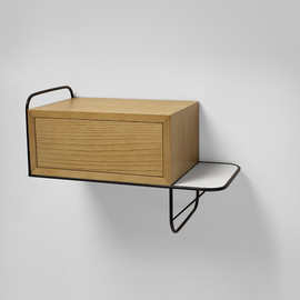 'naturally furniture collection' by alexandra gonçalves - drawer