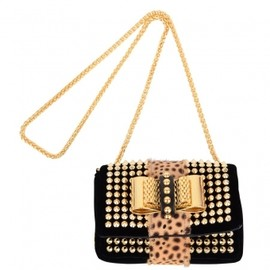 Christian Louboutin - Sweet Charity Spikey Led Bag