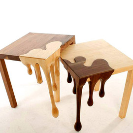 Matthew Robinson - fusion tables 1 Playful and Artistic Fusion Tables for Original Interiors