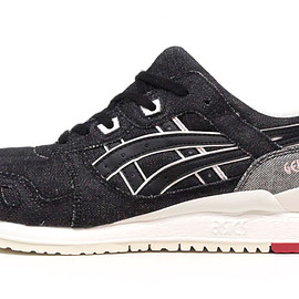 "ASICS Tiger - GEL-LYTE III ""OKAYAMA DENIM PACK"" ""LIMITED EDITION"""