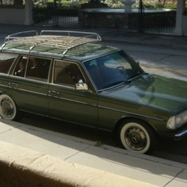 Mercedes-Benz - 300D Station Wagon  '1980