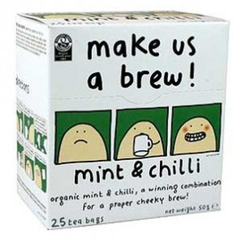 make us a brew! - Mint & Chilli Теа