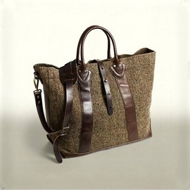 RRL - RRL Harris Tweed 2WAY Tote