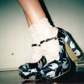 miu miu - Cat Shoes