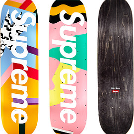 Supreme - Mendini Skateboards