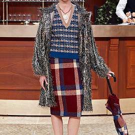CHANEL - CHANEL 2015AW コレクション Gallery15