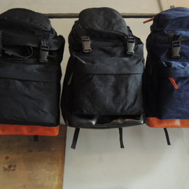 commono reproducts - RUCK SACK (2013AW)