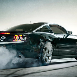 Ford - Mustang V8 GT Coupe Premium