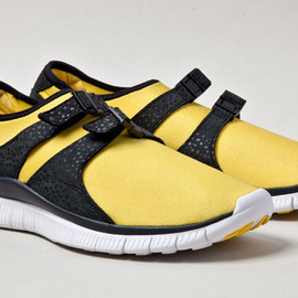 Nike - FREE SOCK RACER (OG YELLOW)