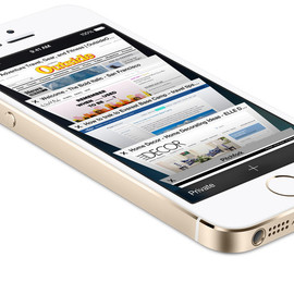 Apple - iPhone 5s (Gold)