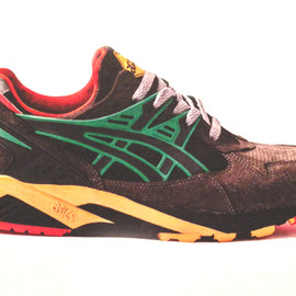 asics - Packer Shoes x Asics Gel Kayano Trainer - All Roads Lead to Teaneck