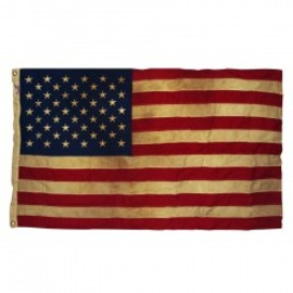 Valley Forge Flag Co - USA 3' x 5' Cotton Flag Heritage Series by Valley Forge