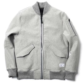 Reigning Champ x HAVEN - MA-1 Bomber Jacket