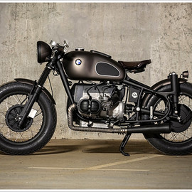 "ER motorcycles - BMW R80 ""Mobster"""