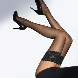 Wolford - Satin Touch 20 Stay-Up