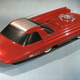 Ford - 原子力エンジン車 Nucleon