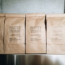 pretty things - coffee beans (columbia)