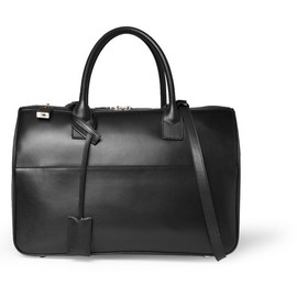 Saint Laurent - Leather Holdall Bag