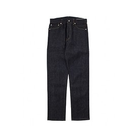 visvim - SOCIAL SCULPTURE 05 SLIM UNWASHED