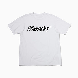 "the POOL aoyama, fragment design - →YOICHIROUCHIDA ""FRAGMENT"" TEE&TOTE TYPE_01"