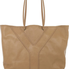 Yves Saint Laurent - Neo reversible leather tote