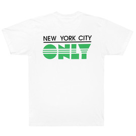 ONLY NY - DOT Tee White
