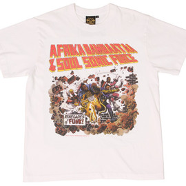 SOUL SONIC JOINT FORCE TEE