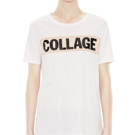 Acne - Joshi Collage C White