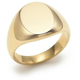 Tiffany & Co. - Oval signet ring - Tiffany & Co.