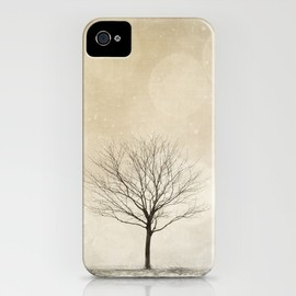 society6 - Snow Bokeh Wonderland  iPhone Case