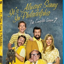 Charlie Day (Actor), Kaitlin Olson (Actor) - It's Always Sunny in Philadelphia: The Complete Season 7 [Blu-ray]