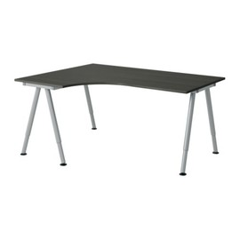 GALANT - GALANT Corner desk left IKEA Tested and approved for office use; fulfils the highest quality standards for stability and durability.