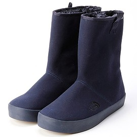 THE NORTH FACE - base camp bootie navy