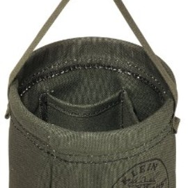 Klein Tools - 5143 Canvas Tapered-Bottom Bag