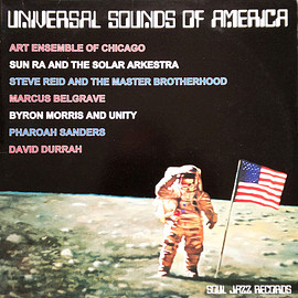 Soul Jazz Records - Universal Sounds Of America